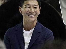 日本富翁征集女友 进行人类首次私人环月旅行