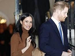 英女王表示尊重哈里夫妇决定 哈里梅根否认受到欺凌