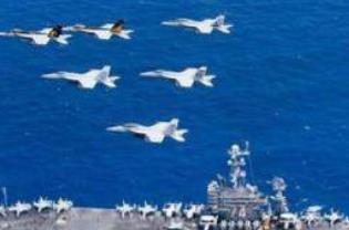 伊朗外长发文致歉 美军航母逼近伊朗两国即将开战?