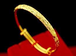 黄金手镯一般多少克?买黄金手镯需要注意什么