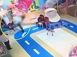 官方通报4岁男孩被扔摔 拎摔4岁男孩家长被拘