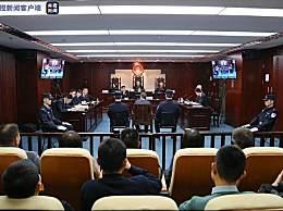 孙文斌被判死刑 杀医案被告人孙文斌当庭表示认罪