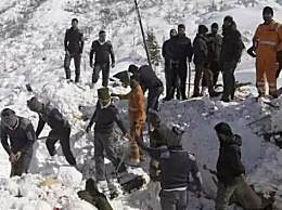 克什米尔北部雪崩 多场雪崩致至少61人死亡