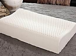 乳胶枕脏了怎么清洗?乳胶枕正确清洗方法