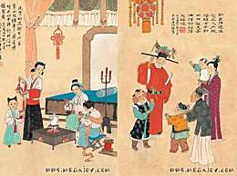 古代人是怎么过春节的?古人过春节的习俗有哪些