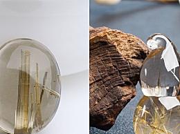 钛晶和发晶的区别到底是什么?钛晶和发晶区别对比