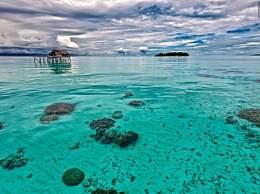 印尼两座小岛消失 海平面上升另外四个小岛也即将消失