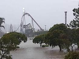 澳大利亚百年大暴雨 山火未灭又遭洪水