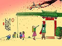 春节的起源和由来 传统春节习俗盘点