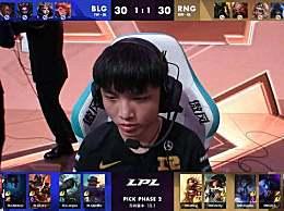RNG春季赛首秀失败 UZI恭喜BLG获得胜利