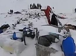喜马拉雅雪崩4名中国游客失联 条件不佳营救困难