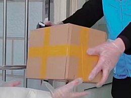 国家邮政局呼吁让快递员进小区 为快递小哥打开方便之门