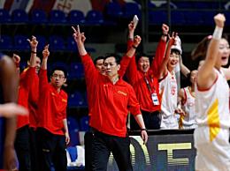 奥运资格赛中国女篮战胜英国 8日迎战西班牙队