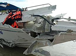 普吉岛快艇相撞 致2名俄罗斯儿童遇难死亡