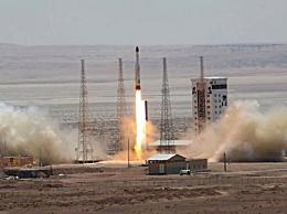 """伊朗卫星发射失败 """"扎法尔""""卫星进入太空但未入轨道"""