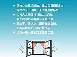 2月10日复工第一天注意事项 复工如何做好防护工作