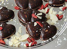 情人节手工巧克力怎么做?在家做情人节巧克力方法教程
