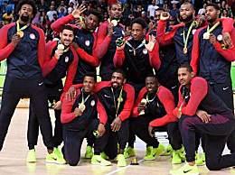 美国男篮奥运名单 44人大名单一览表