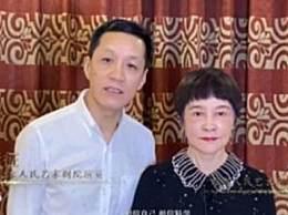 冯远征与妻子同款 与大8岁妻子为武汉加油