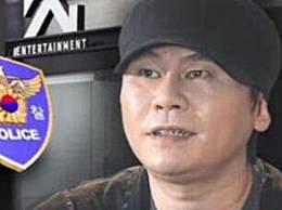 梁铉锡被送检 YG社长就此断送演艺生涯