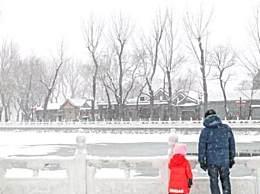 北京寒潮蓝色预警 预计污染浓度明显下降