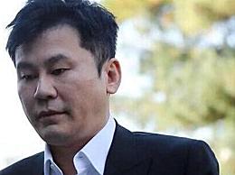 YG娱乐公司代表梁铉锡被送检 涉嫌胁迫举报人翻供