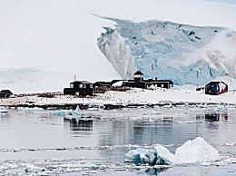 南极气温首破20度 以往的高温纪录在19摄氏度多
