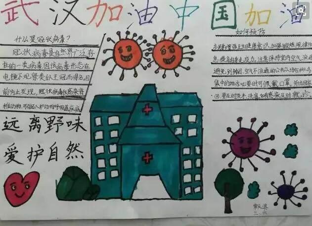 让孩子们在做手抄报的同时,提高科学防疫星际开户,并以此加强孩子们对