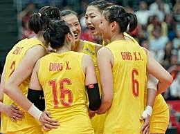 女排瑞士赛停办 中国女排曾六度问鼎