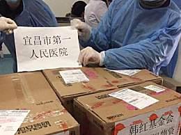 谭维维向志愿者致敬 让物资源源不断发送一线