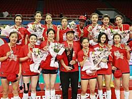 朱婷荣获女排超级联赛MVP 女排超级联赛最佳阵容名单揭晓