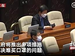 韩政府将为弱势群体提供1.3亿只口罩 多项措施解决难买口罩问题