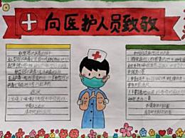抗击新型肺炎儿童手抄报图片大全 2020抗击新型肺炎儿歌歌词