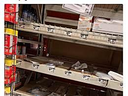 全球多国现抢购潮 意大利囤生活品日本抢购卫生纸
