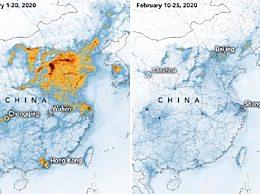 中国空气中的二氧化氮含量显著下降 很大程度受疫情影响