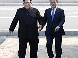 金正恩向文在寅发亲笔信:相信韩国定能战胜疫情