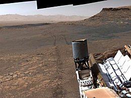 NASA公布火星高清图 火星实拍画面太震撼
