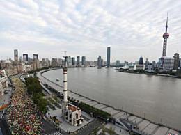 上海马拉松升级为白金赛事 上马凭什么可以升级白金?