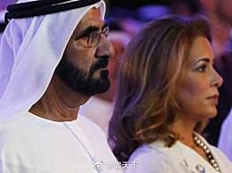 迪拜王妃逃到欧洲 迪拜王妃带女儿出逃