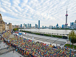 上海马拉松升级正式荣膺白金标赛事 暂定开赛日期为11月22日