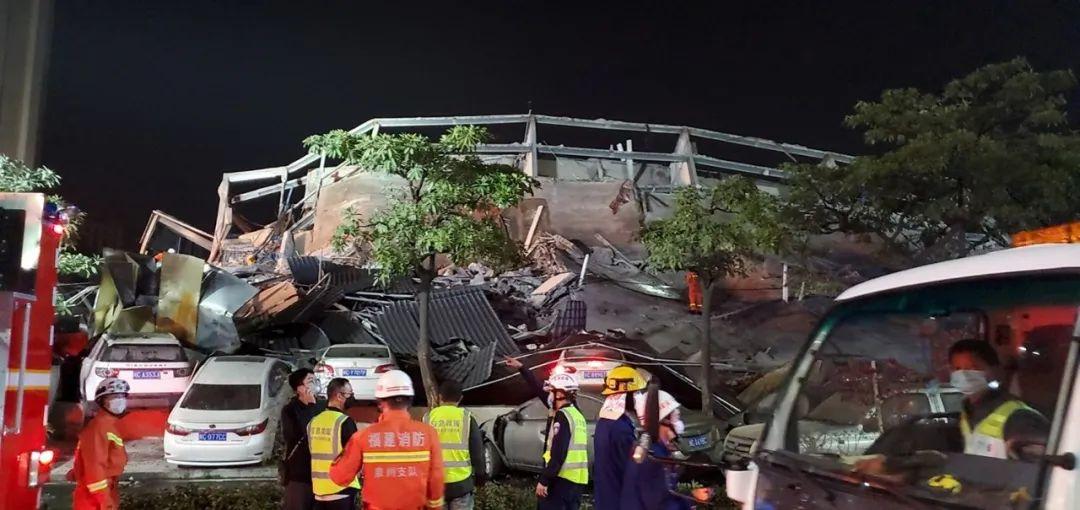 福建酒店倒塌致2人遇难 泉州欣佳酒店坍塌事故最新消息