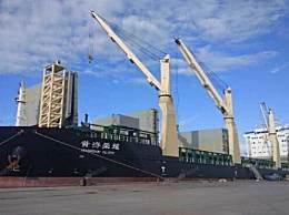 中国货轮遭海盗袭击 23名船员安然无恙已返回拉各斯