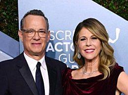 汤姆汉克斯夫妇感染新冠肺炎 在澳大利亚拍片时感染