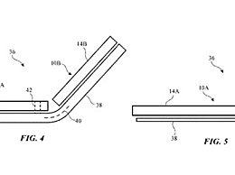 苹果申请折叠手机专利 折叠式智能手机无疑是最新的发展趋势