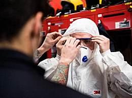 瑞士又被扣了手套消毒水 之前曾被截了24万只口罩