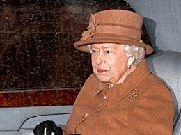 英国女王离开白金汉宫 皇室称女王健康良好
