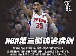 NBA第三例新冠确诊 伍德目前感觉良好没有任何症状