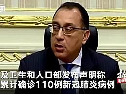 埃及总统宣布全国停课 埃及此前已宣布取消大型集会