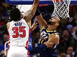 NBA第三例新冠确诊 活塞伍德检测呈阳性职业生涯面临危机