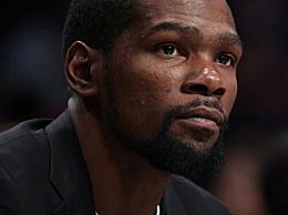 杜兰特确诊感染新冠病毒 NBA球员已有7人检测阳性